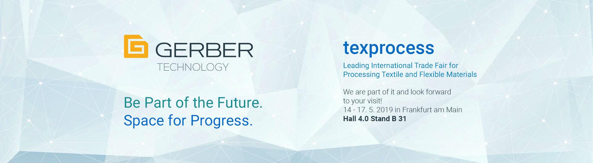 gerber technology-texprocess