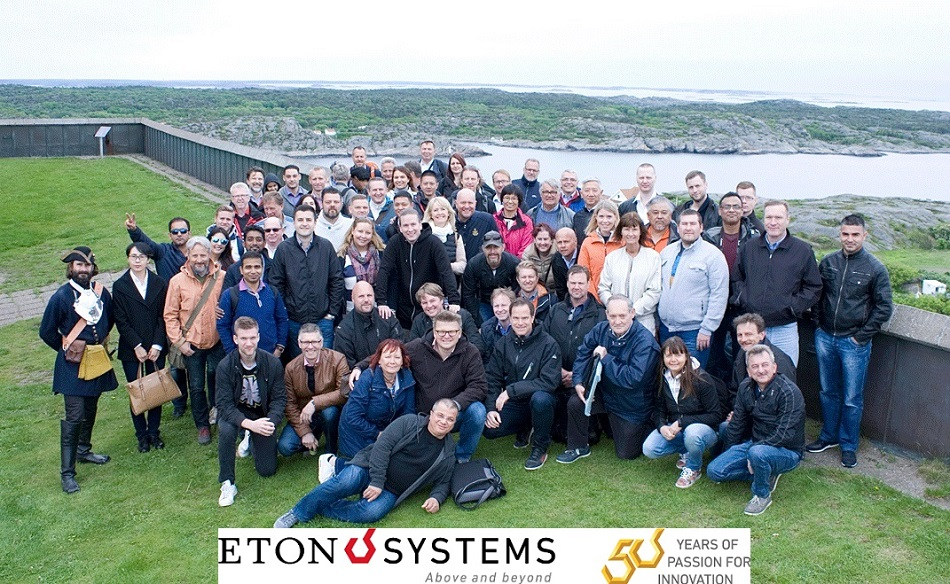 Eton Systems celebrate 50 Years of Passion for Innovation