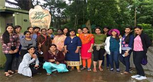 Ladies day out to Waterwoods Lodge, Kabini