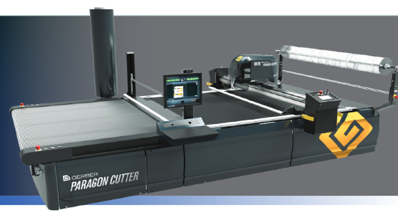 Gerber : Automatic Fabric, Upholstery & Footwear Cutting