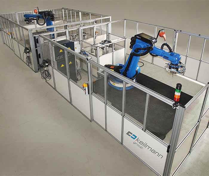 KSL Robot Sewing Machine Fascinating Robotic Sewing Machine