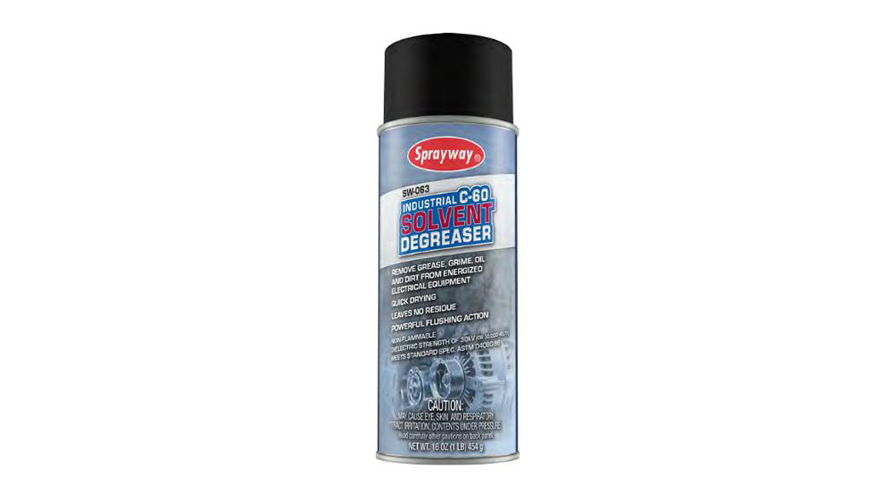 SW 063-C60 Solvent Degreaser