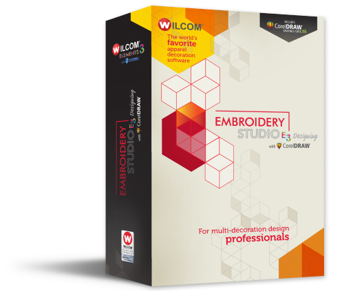 Wilcom Embroidery Studio E3 Full