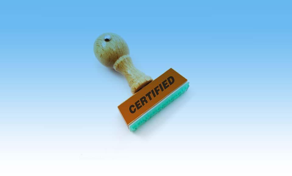 Eae Quality Certificates Iigm Industrial Supply
