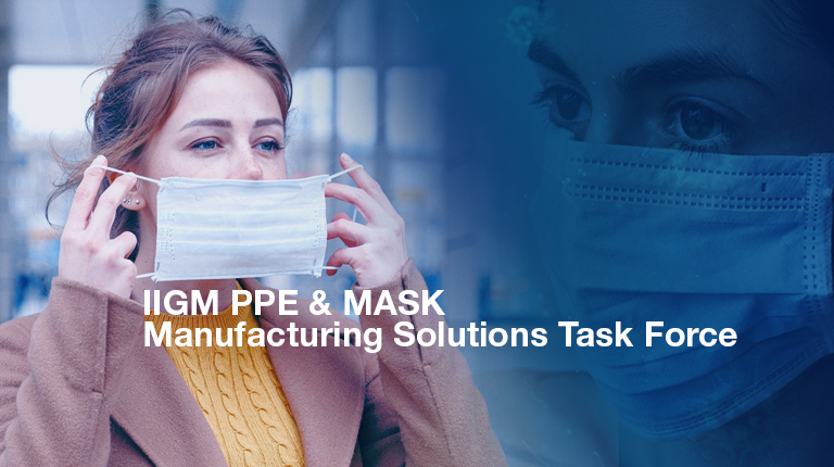Mask Manufacturing Solution Mobile